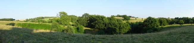 Stinderbrook Valley Panorama