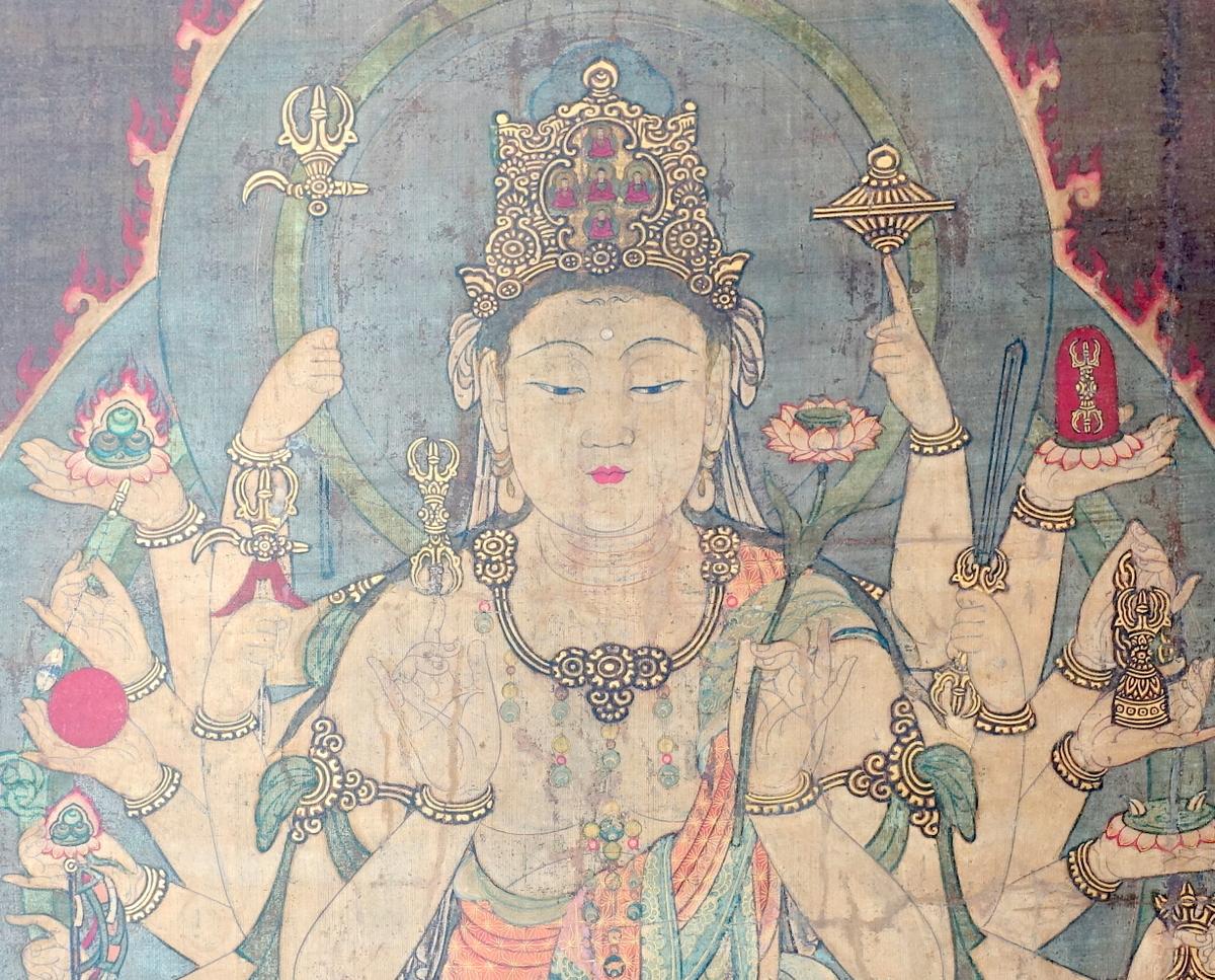 Langen Foundation Portrait of the Buddha