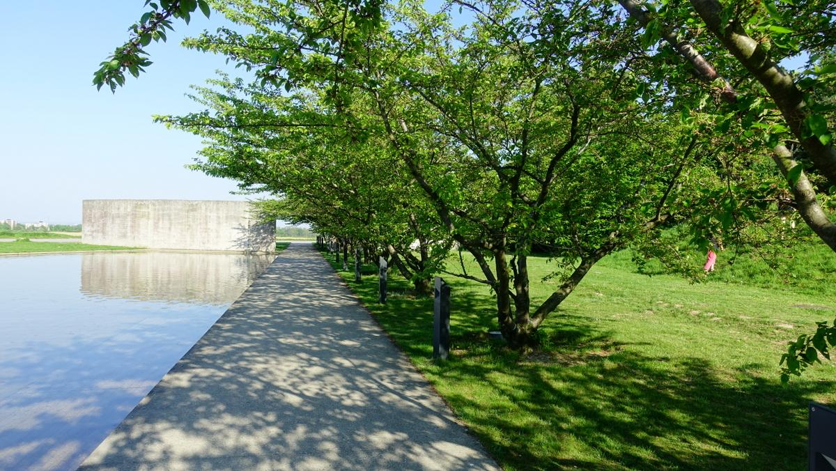 Langen Foundation Approach Path